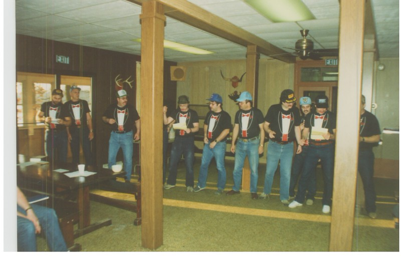 Oak Grove guys hosted this EMC Men's Retreat