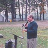 Doug Habegger sang.