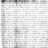 Civil War Letter from Nathaniel W. Quarterman in Camp Measles to his mother, October 1861 - geneaology, family tree