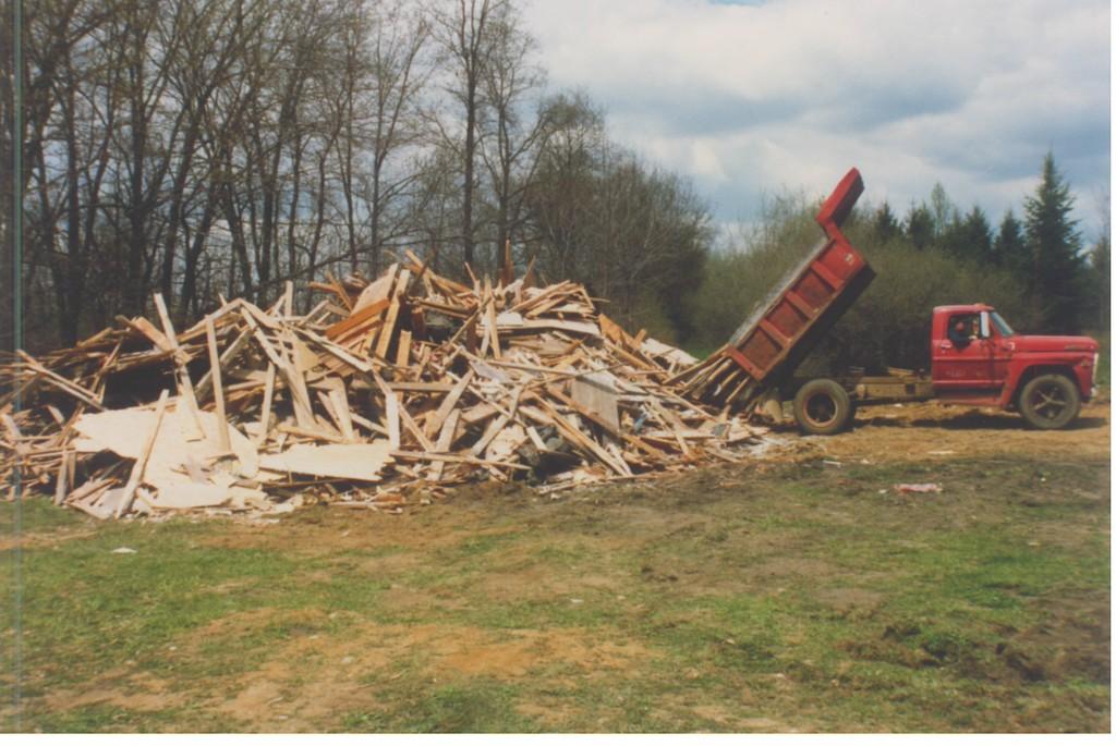 Here's what left of Livingston.