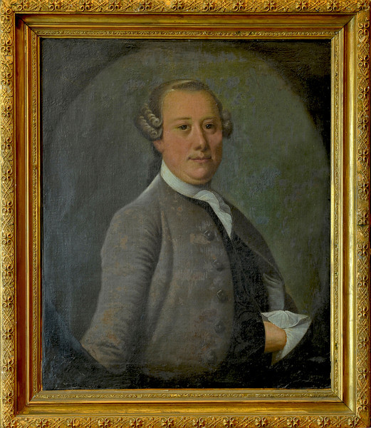 Col. Samuel Brailsford painted by Jerimiah Theus