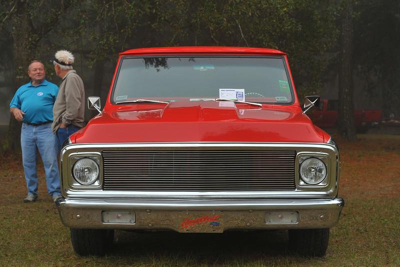 Hofwyl-Broadfield Plantation's Ophelia's Classic Auto Challenge 12-06-14