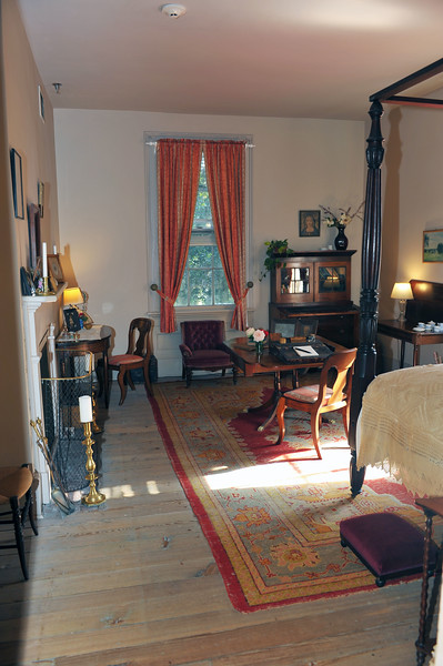 Howyl-Broadfield Plantation House Interior 10-29-18