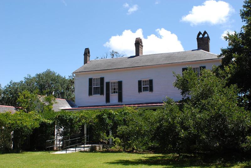 Hofwyl-Broadfield Plantation near Brunswick, Georgia - 06-19-12
