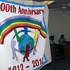 Mildred Huie Wilcox's presentation during Hofwyl-Broadfield Plantation's honoring 100 Years of the Girl Scouts Organization including 100 years of Girl Scout Uniforms