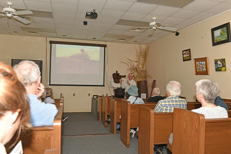 Hofwyl Carolina Rice Presentation 04-16-15
