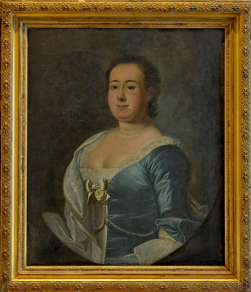 Susan Elizabeth Holmes, wife of Col. Samuel Brailsford - Her portrait is by Theus and is owned by Billy McKinnon