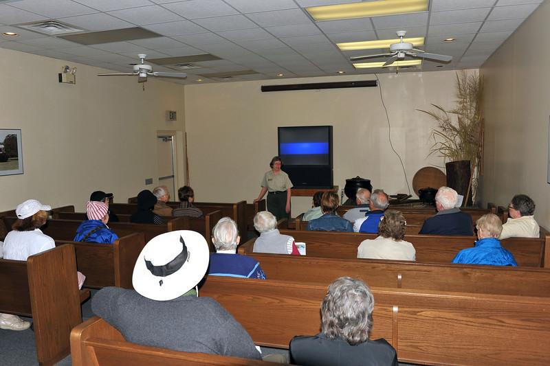 Hofwyl-Broadfield Plantation 02-23-10 Talk given by Faye