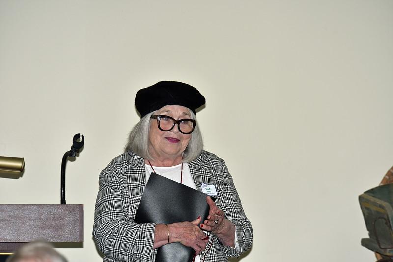Hofwyl - Sudy Leavy portrays Ophelia Dent 11-10-19