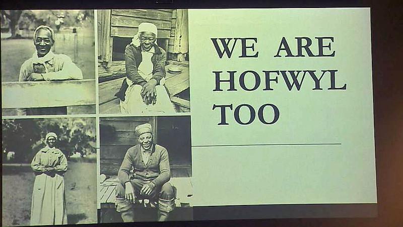 Hofwyl - Black History Mason 2