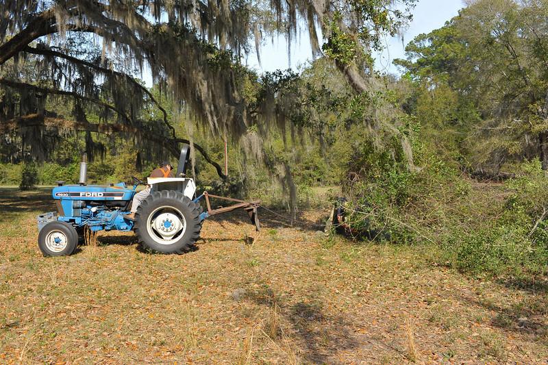 Georgia State Parks - Hofwyl-Broadfield Plantation - Historic Sites Hosts - Volunteers 03-23-11<br /> John Rumble