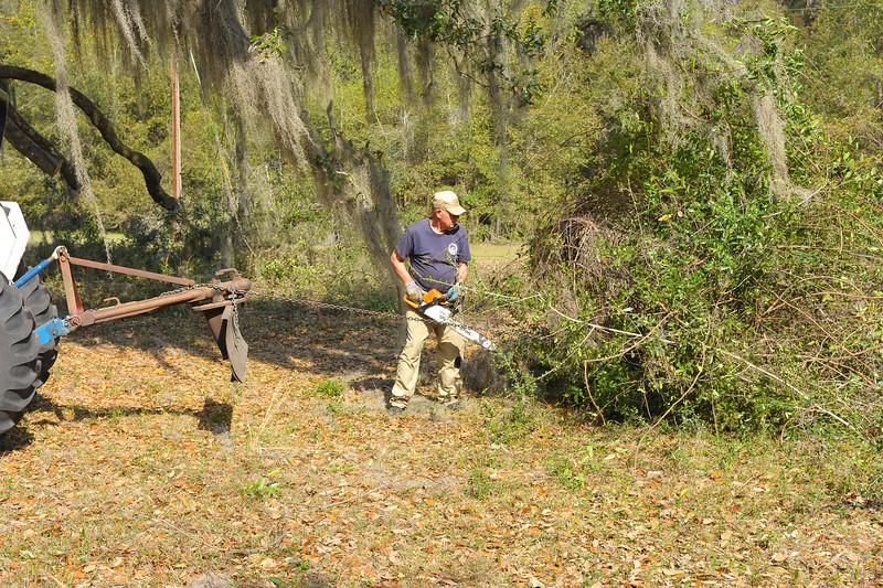 Georgia State Parks - Hofwyl-Broadfield Plantation - Historic Sites Hosts - Volunteers 03-23-11<br /> John Morgan