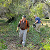 Georgia State Parks - Hofwyl-Broadfield Plantation - Historic Sites Hosts - Volunteers 03-23-11<br /> John Rumble and John Morgan