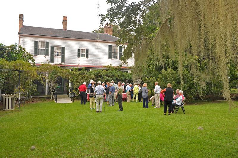 Wofford Family Reunion at Hofwyl 09-25-14