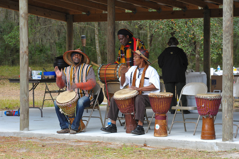 Hofwyl Black History Celebration February 2012