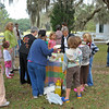 Celebrate Hofwyl Day 11-21-09 Presentation celebrating 30 years of State ownership and Ophelia Dent's 123rd Birthday - Children's Morning Party