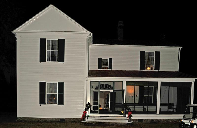 Hofwyl-Broadfield Christmas 12-05-09 - The House