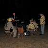 Hofwyl-Broadfield Christmas 12-05-09 - Night time encampment by Civil War Re-enactors