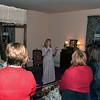 Hofwyl-Broadfield Plantation Christmas Celebration with Staff, Volunteers, 26th Georgia Infantry, Glynn County Garden Club Council 2015