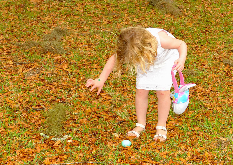 Hofwyl-Broadfield Plantation Easter Egg Hunt 03-31-12