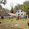 Hofwyl-Broadfield Plantation Easter 04-03-10 - First Easter Egg Hunt -  A Huge Success