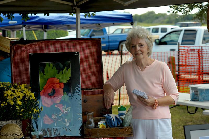 Hofwyl Tent at Stewbilee Brunswick, GA 2009