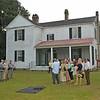 Coastal Georgia Historical Society Gala Event at Hofwyl-Broadfield Plantation 10-18-13