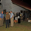 Hofwyl Poe Tales and Rice Oct 24, 2009 Fundraiser at Hofwyl-Broadfield Plantation in Glynn County near Brunswick, Georgia