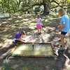 Hofwyl-Broadfield Plantation Free Park Day Volunteer Work Day with Glynn County Girl Scouts and Historic Brunswick Foundation 09-28-13
