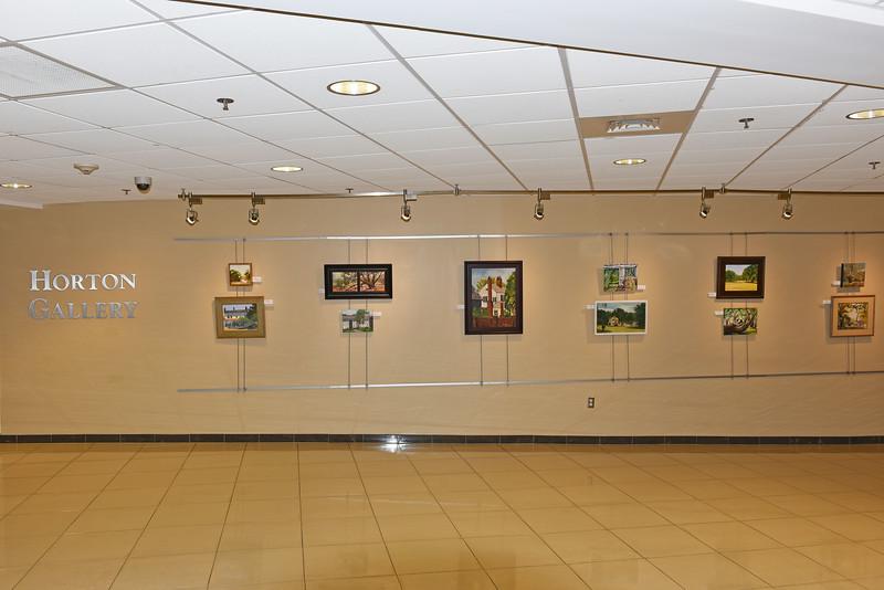Hofwyl 3rd Annual Plein Air Event Exhibition at Southeast Georgia Health System Hospital's Horton Gallery 04-29-15