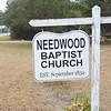 Historic Needwood Baptist Church & School in Glynn County near Brunswick, Georgia 01-20-12