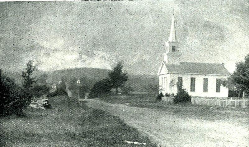 Holland Church 1892