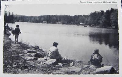 Holland Lake Hamilton