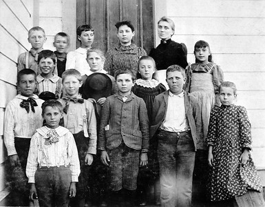 Children from the Pass School