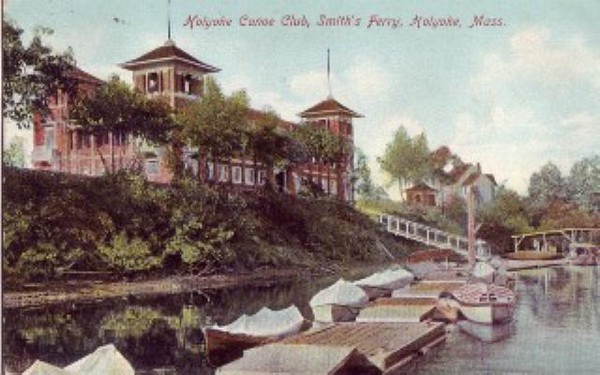 Holyoke Canoe Club 1911 Smith's Ferry