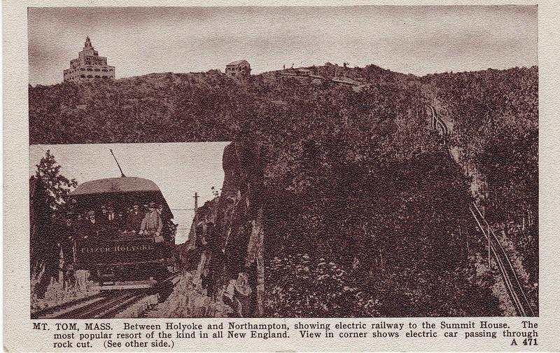 Holyoke Mt Tom Railway 1
