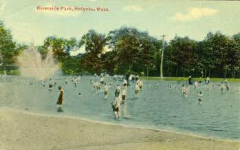 Holyoke Riverside Park
