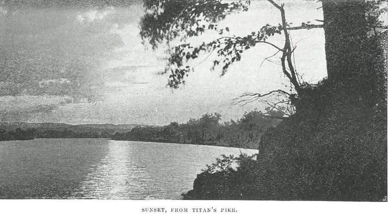 Holyoke Sunset Titan's Pier