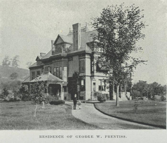 Holyoke Prentiss Residence
