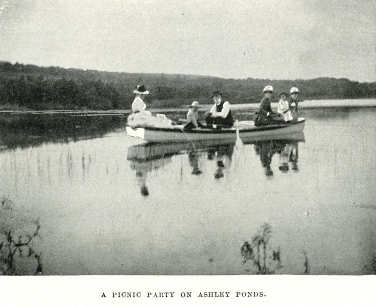 Holyoke On Ashley Pond