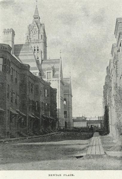 Holyoke Newton Place