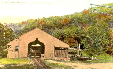 Holyoke Mt Tom Lower Station
