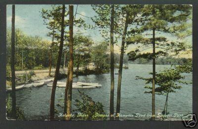 Holyoke Hampton Pond
