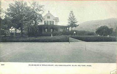 Holyoke 1906 Club House