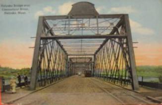 Holyoke Bridge across Ct