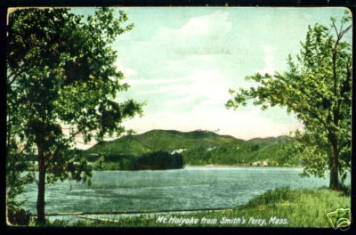 Mt Holyoke from Smith's Ferry