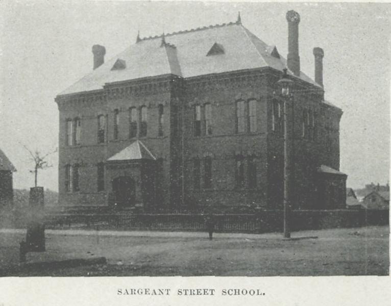 Holyoke Sargeant St School