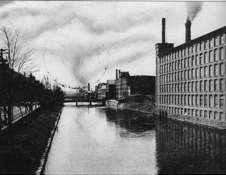 Holyoke Second level Canal