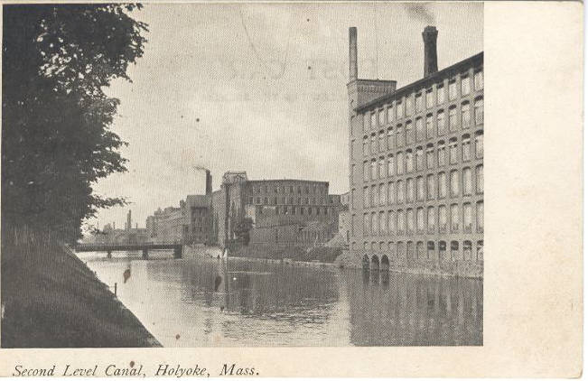 Holyoke Second Level Canal 3