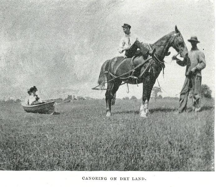 Holyoke Canoeing Dry Land